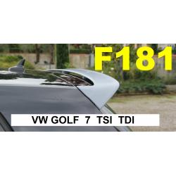 SPOILER VW GOLF 7