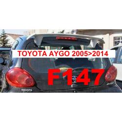 SPOILER TOYOTA AYGO 05-14