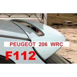 SPOILER PEUGEOT 206 RC
