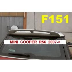 SPOILER MINI COOPER R56 S LOOK