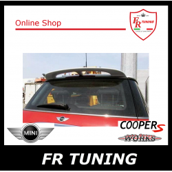 SPOILER MINI COOPER R53...